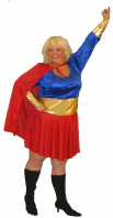 Super Girlie Costume